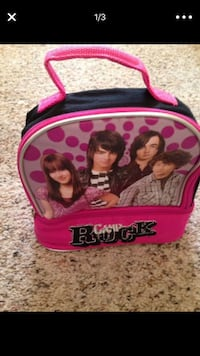 Camp rock (Girl's Lunch bag) Chicago, 60634