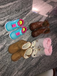 Size 5 toddler shoes baby shoes Springfield, 22150