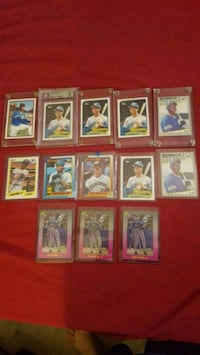 13 grifdey rookies and inserts  Jessup, 20794