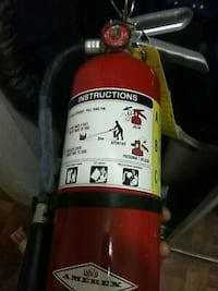 Fire extinguisher Hawthorne, 90250