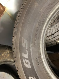 Cooper GLS - 3 tires West Milford, 07480