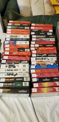 Sega Genesis Games **Prices in Description** Mississauga