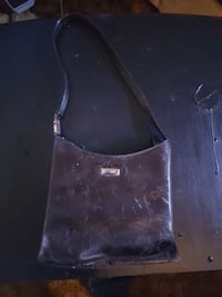 black leather crossbody bag Kamloops, V2B 3C9