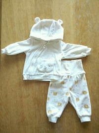 Baby fleece dress 6235 km