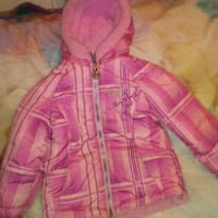 18 month old jacket with hood 10.00 Bakersfield, 93308