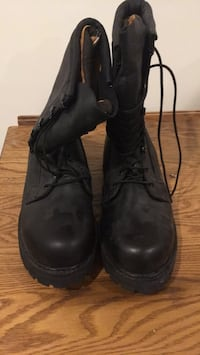 GoreTex Steel Tipped Intermediate Cold Weather Boots