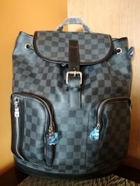 Beautiful Grey Black Finest Quality Backpack Mississauga, L4Z 3M4