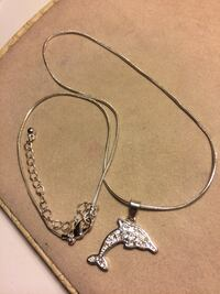 Dolphin necklace Edmonton, T6E 0R2