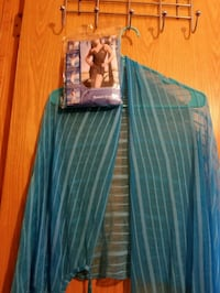 Bathing Suit Wrap Around Cover Up