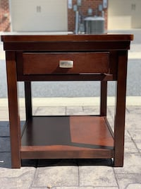 Coffee and Side table (brown) Gaithersburg, 20878