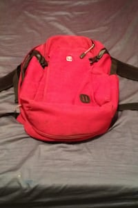 Red and black Swiss Gear backpack West Valley City, 84128
