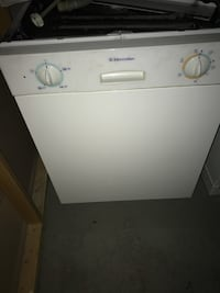Household appliances dishwasher, stove, fridge Oslo, 0356