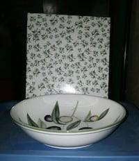 12.75 inches / 32cm Pasta bowl Caledon
