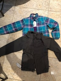 North face 2-in-jacket  Mississauga, L5M 2C9
