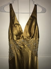 Gold formal/prom dress Aiken, 29803