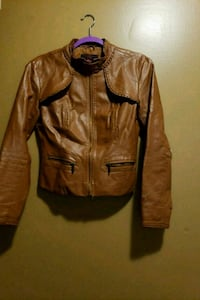 Cognac color medium jacket Laurel, 20707