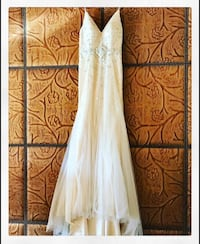 Couture wedding gown from fiore couture. fall 2016. brand new. never worn.