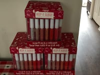 10 Piece Lipgloss Kits from Target