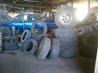 Tires and parts for sale Nephi, 84648
