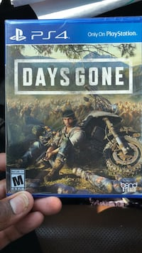brand new never opened Days Gone ps4 game Baltimore
