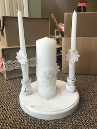 Candle ceremony set (new)