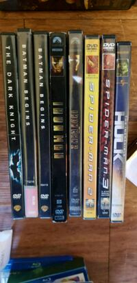 New/Like New DVDs  Huntington Beach, 92648