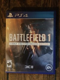 BattleField 1 for Ps4  Lancaster, 17603