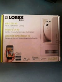 Lorex wireless HD camera with pan and tilt Mississauga, L5R 1N8