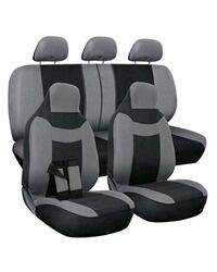 New!! Car seat covers (gray with black, 10pcs)... $40 Nashville, 37211