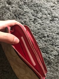 Coach never used wristlet Liverpool, 13090