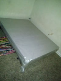 Full Size Box Spring nd rails  Washington, 20032