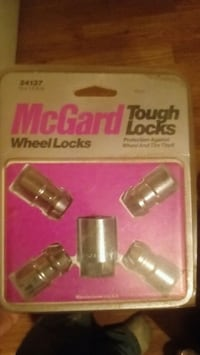 Wheel lug locks