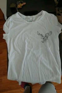 White American Eagle Shirt