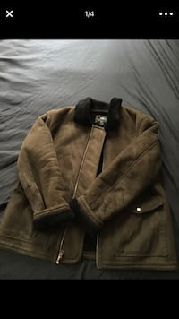 Fur coat men Size medium  Fort Washington, 20744