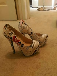 Size 7 Heels shoes Odenton, 21113