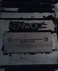 black and gray car amplifier Indianapolis, 46227