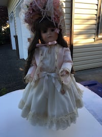 """Collectable Doll Hand Made 23"""" Surrey, V4N 3H1"""