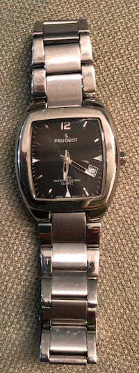 Men's Peugeot Stainless Steel Watch. Chino Hills, 91709