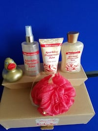 Be Sparkling Peppermint Kiss gift set El Paso, 79928