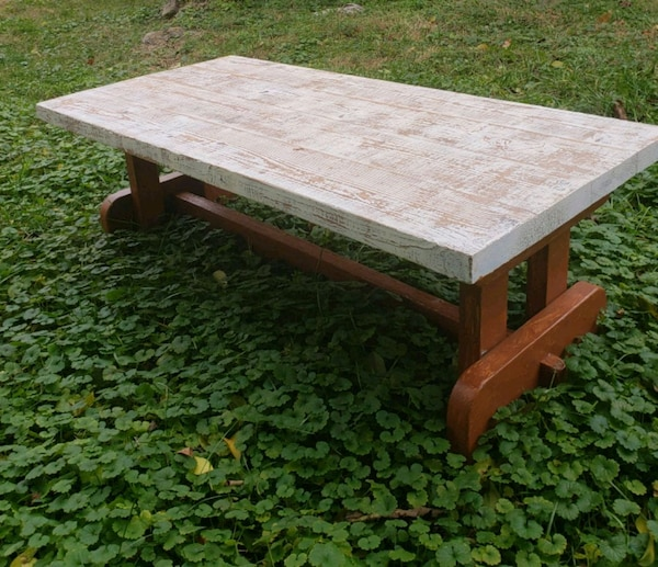 Used Custom Craft Barnwood Coffee Table For Sale In Knoxville Letgo