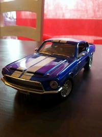 68' Ford shelby GT 500 Orkdal