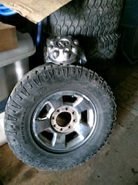 28575R17 Dodge Oem Wheels  Sherwood Park, T8A 2V3