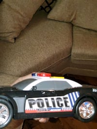 Police car with lights and sounds