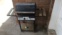 Black and gray gas grill Mississauga, L5L 1T5