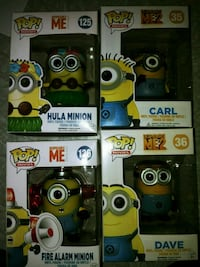 Minions (set) Winnipeg, R2N