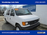 2007 Ford Econoline Cargo Van E-250 Commercial Woodbridge