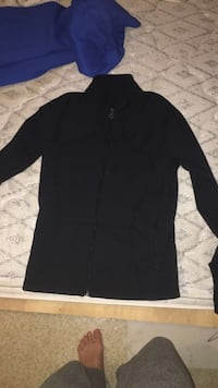 black zip-up jacket Lower Sackville, B4E 1R2