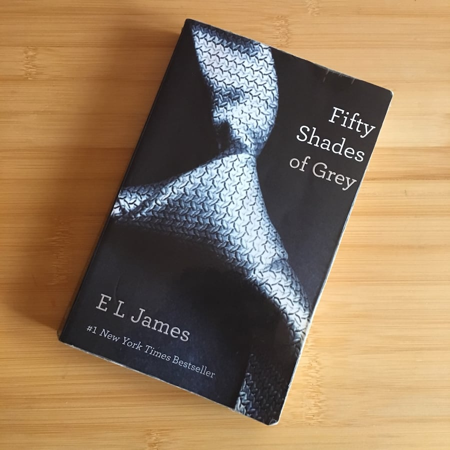 Fifty Shades of Grey book by E.L. James