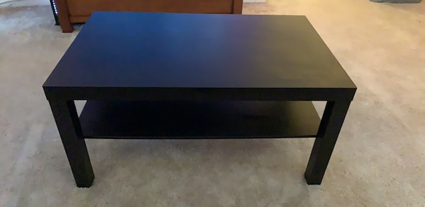 Strange Ikea Lack Coffee Table And 2X End Tables Gmtry Best Dining Table And Chair Ideas Images Gmtryco