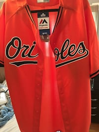 Brand New Orange Baltimore Orioles Jersey 2XL 32 mi